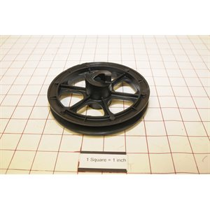 PULLEY,SPIN & AGITATE W / SLOT >>> REPLACES 38143