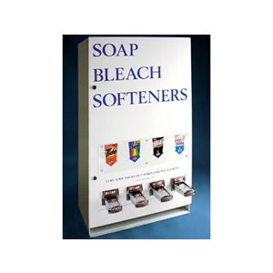 4 COLUMN SOAP MACHINE